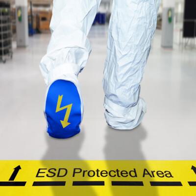 ESD-Verhaltensregeln und ESD-Checkliste